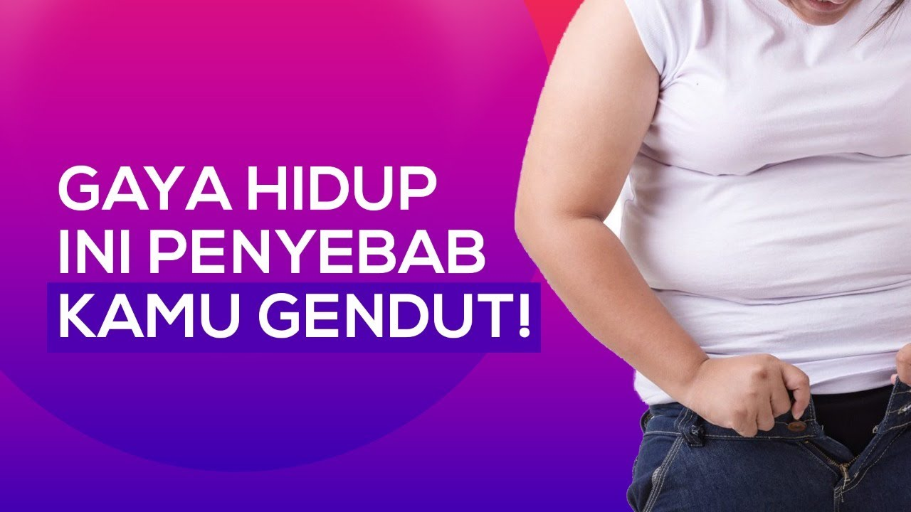 Inilah Alasan Kenapa Berat Badan Kamu Nggak Kunjung Turun! Ternyata Gaya Hidup Kamu Bikin Gendut!