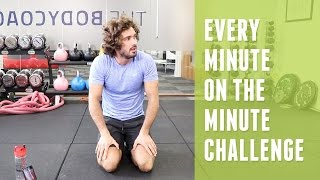 Every Minute On The Minute Challenge | The Body Coach