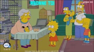 XemTv [LIVE] Les Simpson 24H/24 !  (FR) Les Simpson en français ♥ Compilation d'épisodes