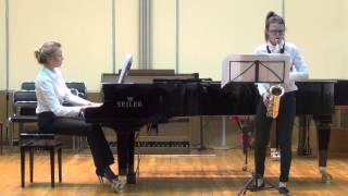 А.Гречанинов – Сарабанда;   Г.Калинкович- Концерт-Каприччио