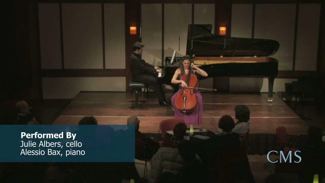 Tchaikovsky: Valse Sentimentale for Cello and Piano, Op. 51, No. 6 (arr. Leonard Rose)