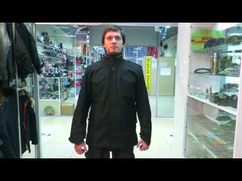 Куртка Alpha Industries M-65 Black