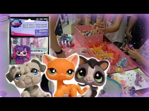 Vlog: 2016 Toys R Us PET SWAP
