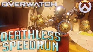 Zenyatta Deathless Speedrun