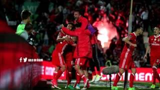 Rio Ave 0-1 SL Benfica - Relato do Golo - Antena 1