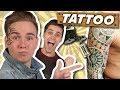 TATTOO ZETTEN! - Nailed it #13