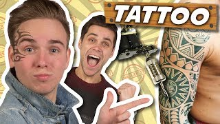 TATTOO ZETTEN! - Nailed it #13
