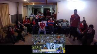 Reacciones Final Copa América Centenario 2016 -PENALES - Chile 0(4) - Argentina 0 (2) Vídeo Reacción
