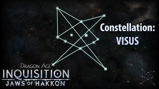 Dragon Age: Inquisition - Frostback Basin Astrarium #1 - Visus Constellation
