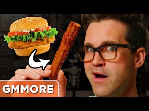Chicken Sandwich Churros Taste Test