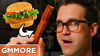 Chicken Sandwich Churros Taste Test