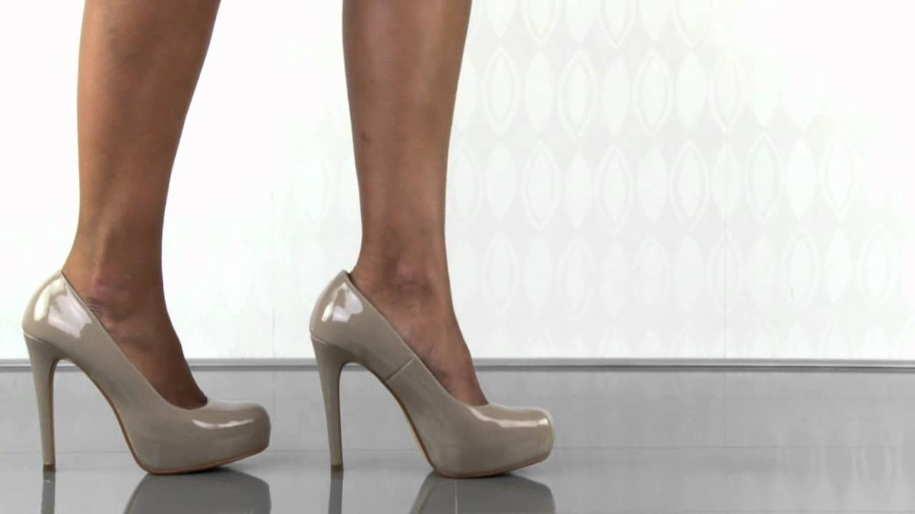 d6bf223603 Chinese Laundry Whistle in Nude Patent - YouTube