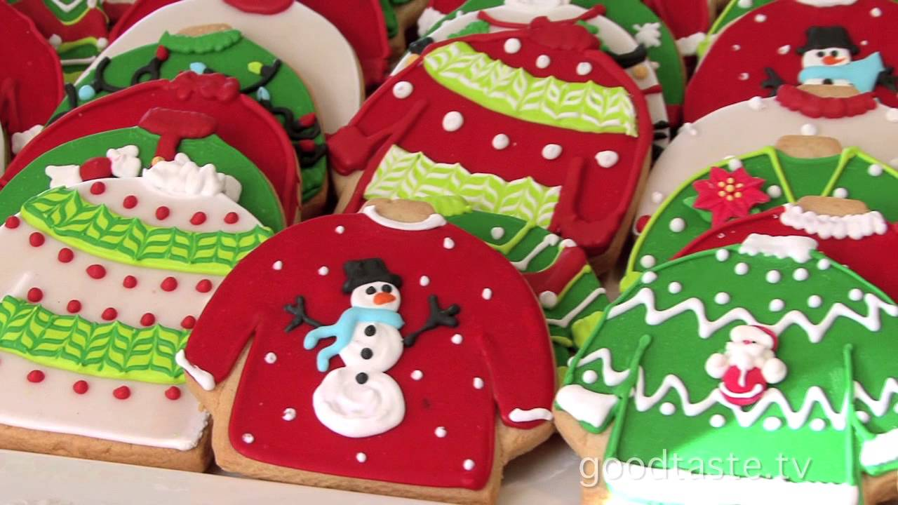 Goodtaste Tv Tacky Sweater Cookies Rule At Lily S
