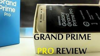 Samsung Galaxy Grand Prime Pro Review 2018