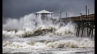 Wrightsville Beach, North Carolina before Hurricane Florence, beach, hotels, resorts,