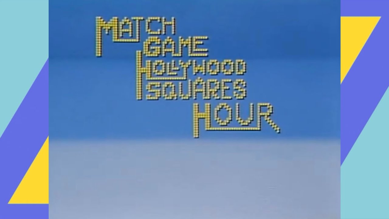 Download Match Game Hollywood Squares Hour (May 31, 1984 | #84_0152)