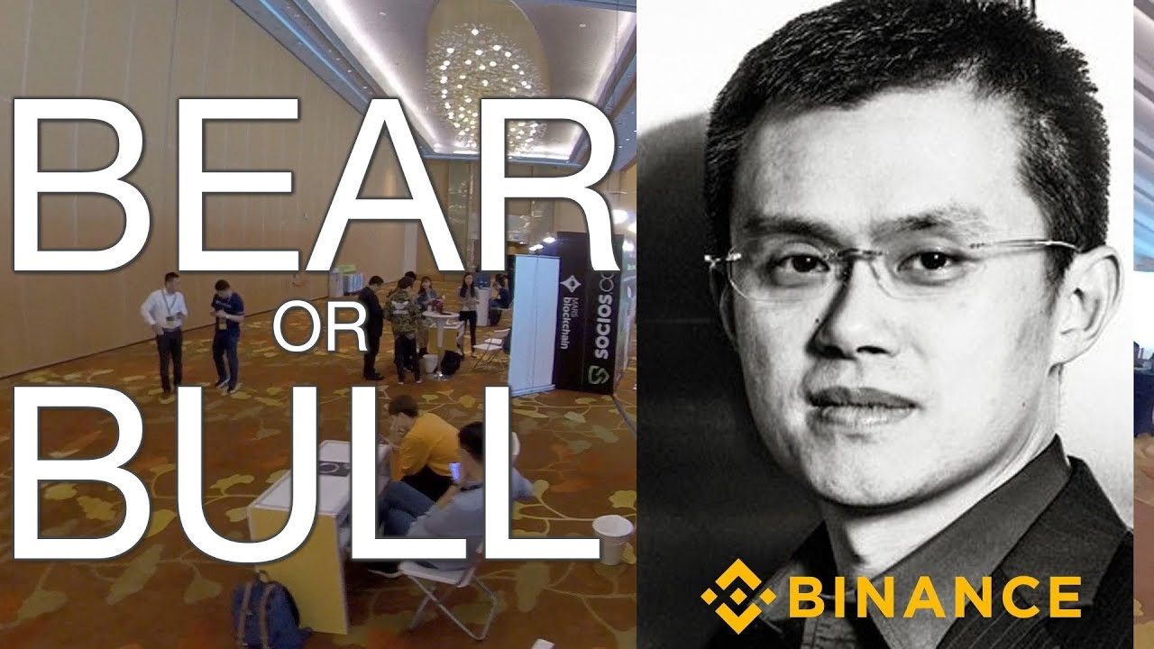 Binance Conference - Bull or Bear Indicator