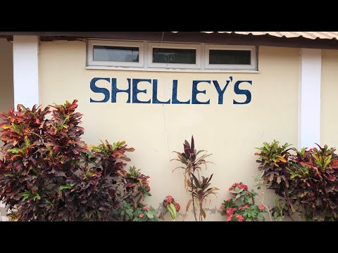 A tour of Shelley's Place, Bijilo, The Gambia