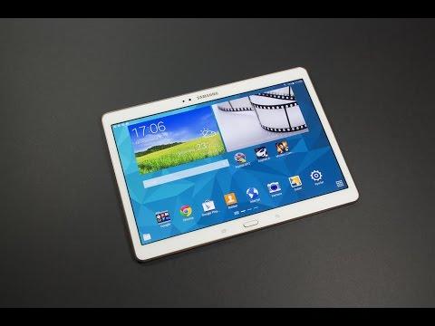 Samsung Galaxy Tab S 10.5 ve 8.4 inç incelemesi