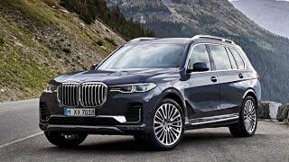 2019 BMW X7. Highlight.