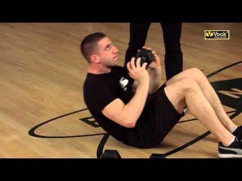 single dumbbell fitness for beginners  abdominal