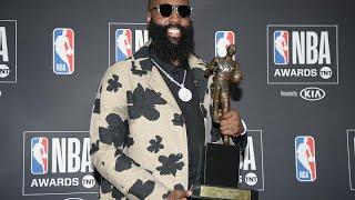 NBA'de yılın en değerli oyuncusu James Harden