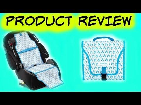 Autism Parent | CoolTech (Cool Carats) Car Seat Cooler | Product Review