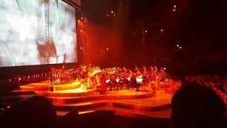 Game of Thrones Live Concert 2018 - Amsterdam - Main Titles + Intro Ramin Djawadi