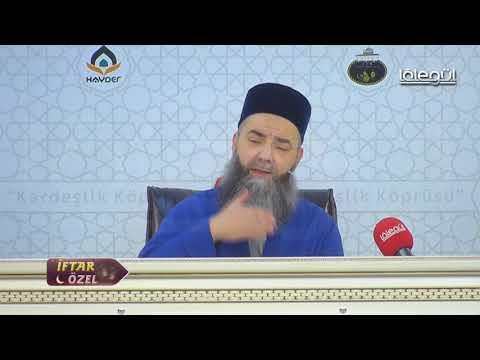 Perşembe Bedir ehli ism-i şerîflerinin okunduğu sohbet olacak - Cübbeli Ahmet Hocaefendi Lâlegül TV