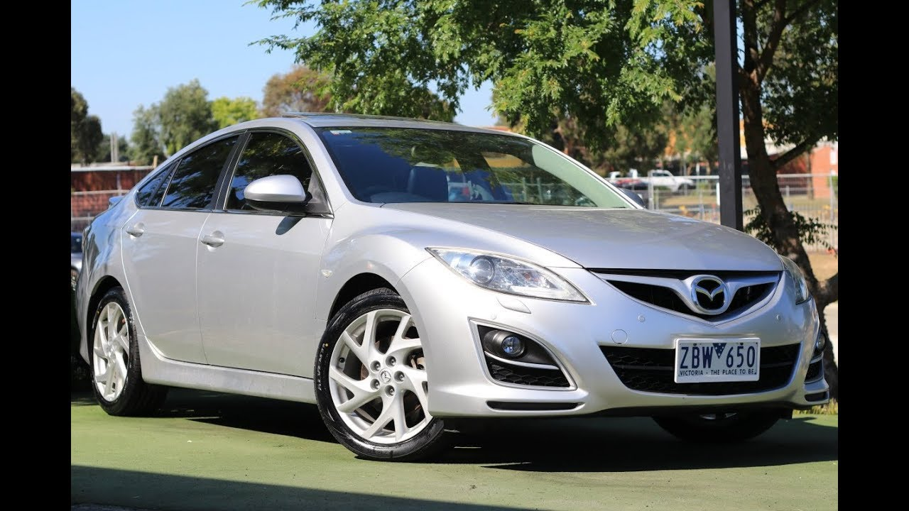 b7530 - 2011 mazda 6 luxury sports gh series 2 auto walkaround video