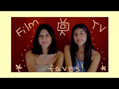 FILM/TV FAVORITES 🎥📺