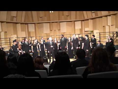 Riverside City College Chamber Singers - Music sharing at CSUEB