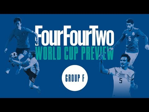 World Cup 2018 Group F Preview   Germany   Mexico   Sweden   South Korea