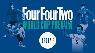 World Cup 2018 Group F Preview | Germany | Mexico | Sweden | South Korea