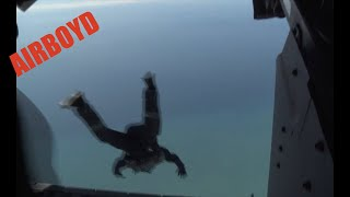 Special Forces Jump From Spanish EADS CASA C-295
