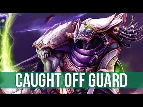 StarCraft 2: Caught Off Guard! (Zerg Live Game)