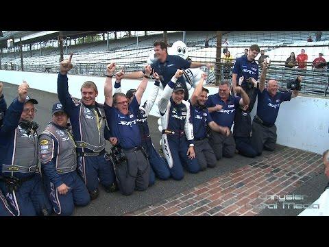Dodge Viper GTS-R Wins at Indy
