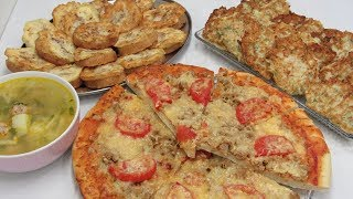 4 блюда ИЗ 1 КГ ФАРША!!! Простые рецепты ИЗ ФАРША на каждый день