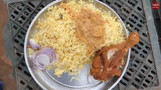 Biryani Eating