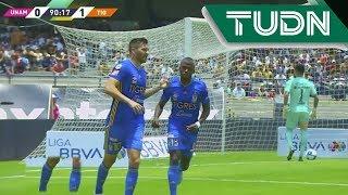 Gol de André-Pierre Gignac | Pumas 0 - 1 | Apertura 2019 - Jornada 3 | TUDN