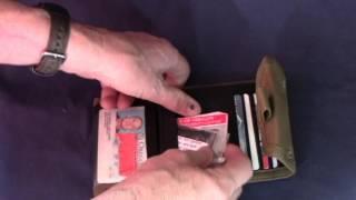 The Spec-Ops, T.H.E. Wallet J.R. - is it really a good survival tool?