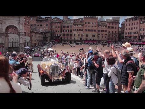 Mille Miglia Deel #6 Dwars door Toscane en Siena! VLOG 156