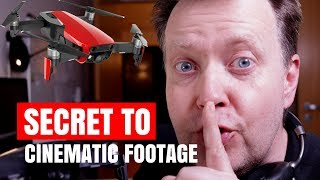 Mavic Air The Secret Settings NOBODY talks about