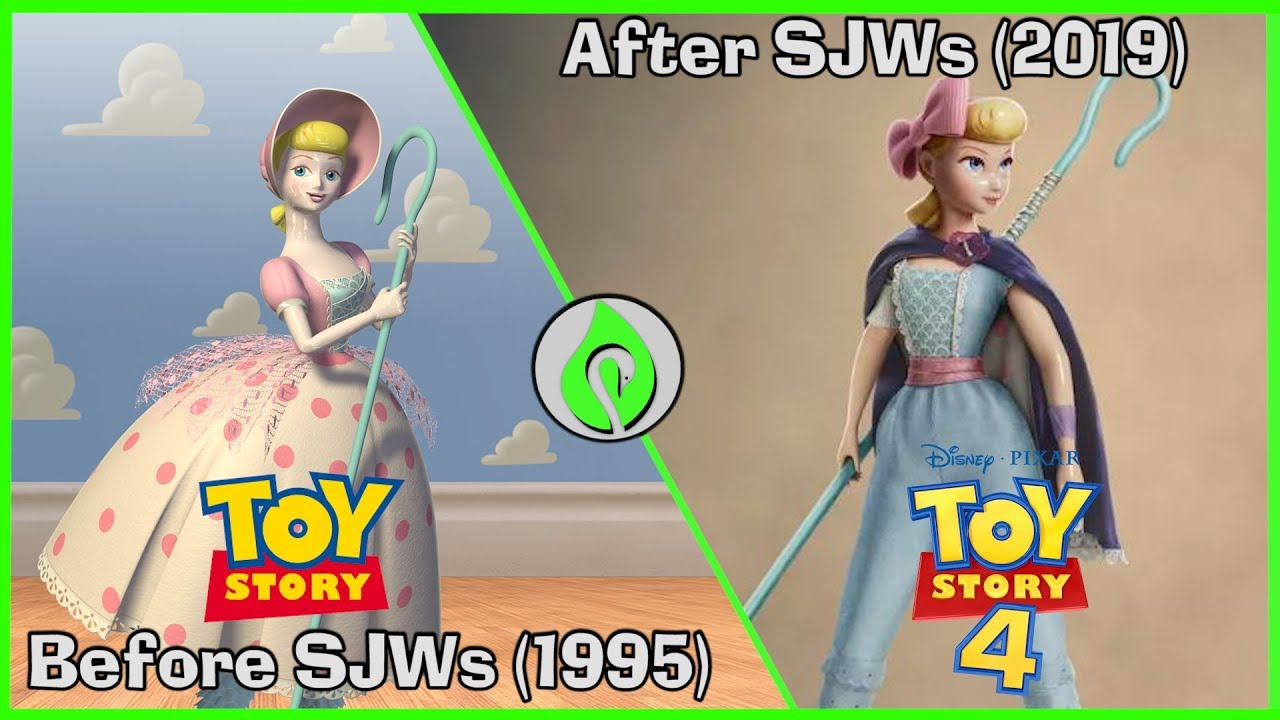 Toy Story 4 Turns Little Bo Peep Into A Strong Independent