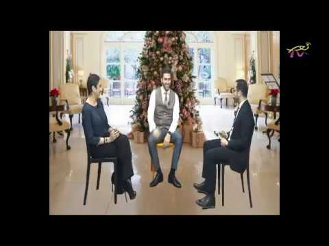 Christmas Interview on Telelumiere