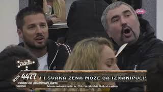 Zadruga 2   Luna Priznala Da Je Imala Vrelu Akciju Sa Markom   15.11.2018.