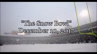 The Snow Bowl Vlog 12-10