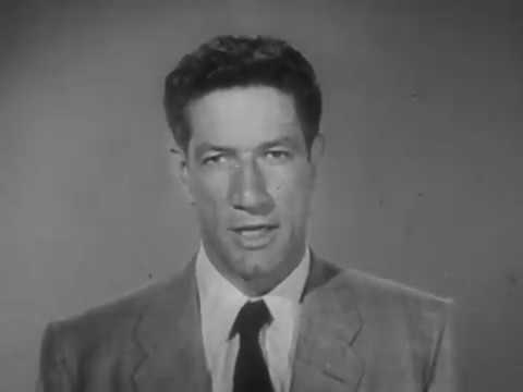"1955 MEDIC - ""Lifeline"" - Richard Boone, Robert F. Simon"