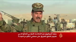 هجوم على بعشيقة لعزلها عن الموصل