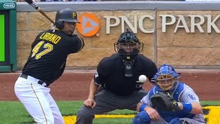 Матч MLB:  L.A.Dodgers - Pittsburg Pirates (8.08.2015). Часть 1
